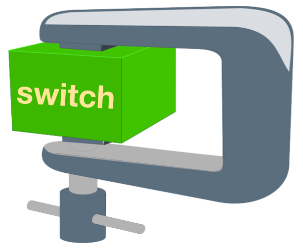 Flatten switch case nested collapse