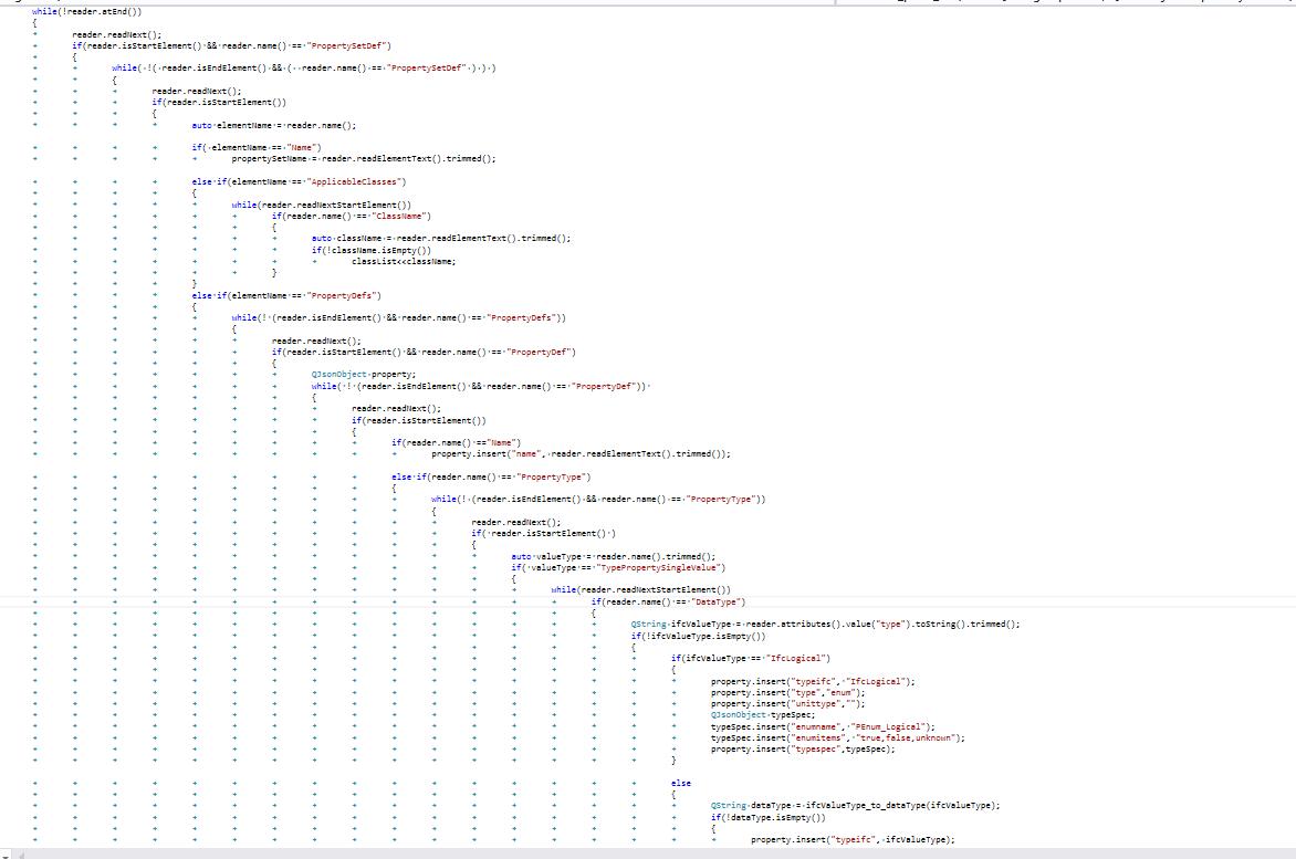 horror code C++