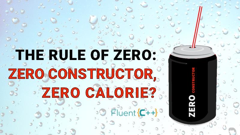 The Rule of Zero in C++