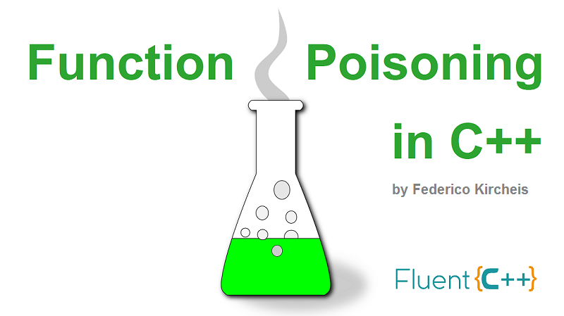 Function Poisoning in C++ - Fluent C++