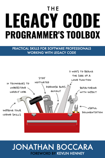 legacy code programmer toolbox