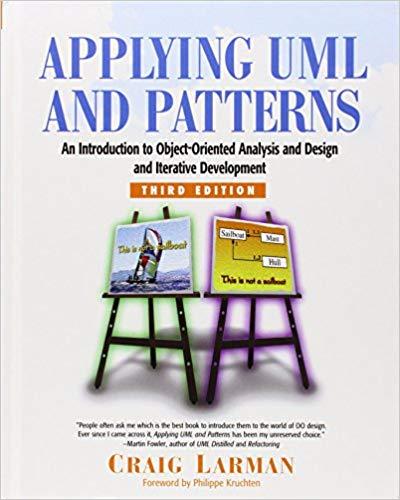 Applying UML and Patterns